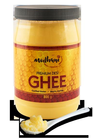 6 Desi Ghee
