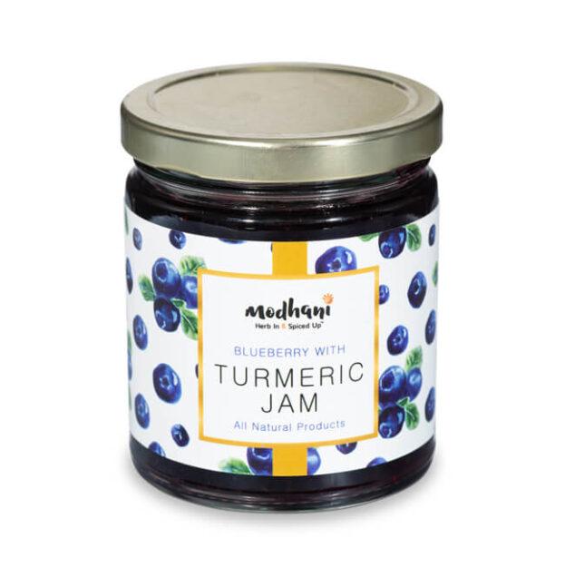 blueberry-turmeric-jam